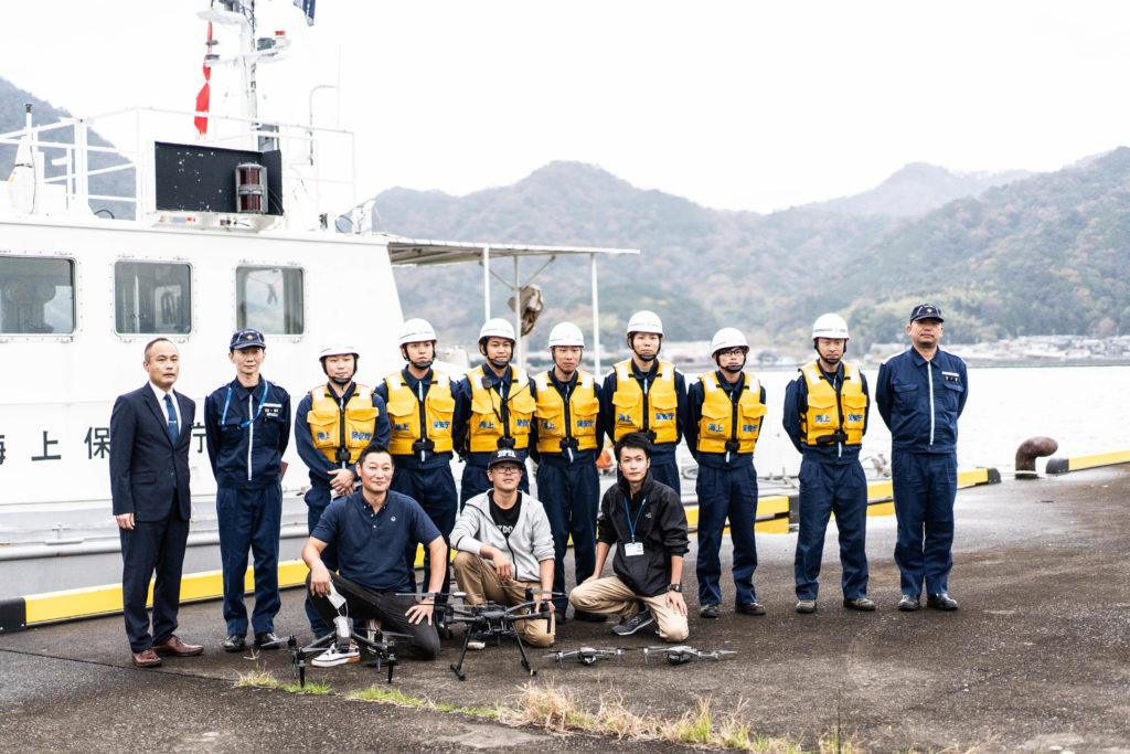 海上保安庁合同訓練